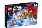 儿童益智玩具LEGO乐高星球大战圣诞礼包