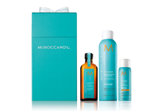 MOROCCANOIL摩洛哥油圣诞护发三件套特惠价仅需57.45欧