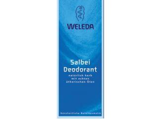 德国weleda鼠尾草体香喷雾aliva药房有售