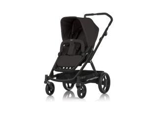 britax百代适最新双向高景观四轮婴儿推车直降170.21欧