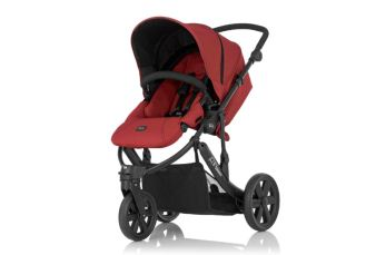 Britax百代适婴幼儿手推车B-Smart限时特价189.90欧