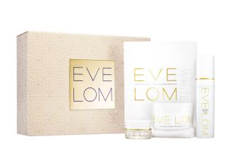 原价207英镑的EVE LOM圣诞礼盒降至165.45欧