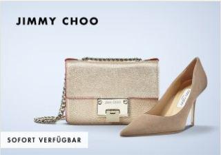 每个女生都值得拥有的一双Jimmy Choo高跟鞋——Jimmy Choo美包美鞋七折起