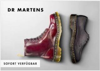 马丁靴Dr.Martens四折起专场