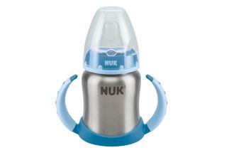 德国原装Nuk不锈钢保温奶瓶仅需14.99欧元