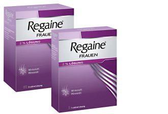 Regaine落健女士外用生发精华四个疗程仅需63.99欧