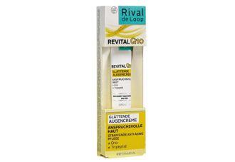RIVAL de Loop瑞德露Q10胶原蛋白抗皱保湿光滑眼霜仅需1.99欧