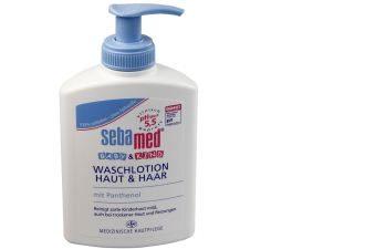 SEBAMED施巴婴幼儿洗发沐浴露二合一200ml降至5.99欧