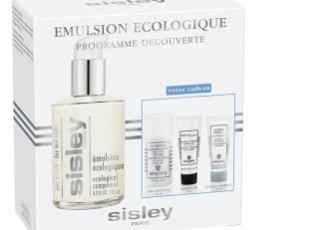 Sisley希思黎全能乳液套装仅售147.2欧