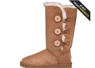 黑五特惠:澳洲正版UGG搭扣高筒靴降至149,95欧