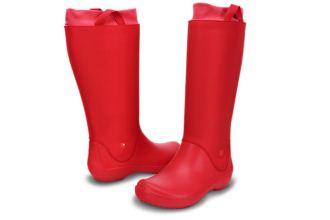 原价近80欧的crocs雨靴降至24欧,五色可选