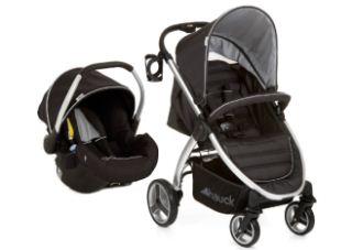 hauck Lift up 4婴儿推车+安全座椅式提篮特惠套装仅需179.99欧