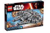 Lego乐高Star Wars星战系列直降30欧