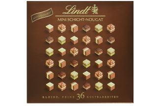 lindt瑞士莲巧克力坚果套装仅需8.90欧