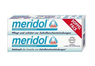 MERIDOL保护牙龈防止牙龈验炎牙膏200g超大包装仅售3.79欧