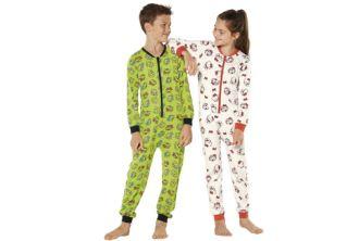 儿童纯棉连体睡衣只要8.99欧