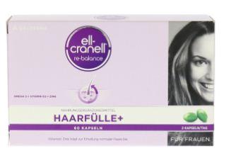 原价34.95欧的生发胶囊Ell-Cranell低至26.8欧