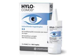 原价25,95欧的德国海露Hylo-Comod滴眼液两瓶装直降近10欧