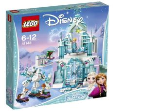 Lego乐高Disney系列冰雪女王Elsas及她的城堡特惠价58.81欧