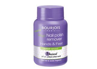 Bourjois妙巴黎超便利一秒钟清理指甲油海绵罐仅需7.45欧