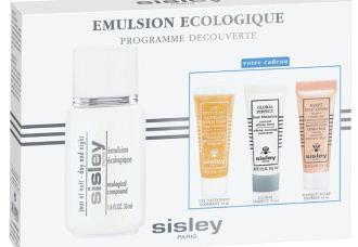 Sisley希思黎全能乳液超值套装仅需90欧,附赠品