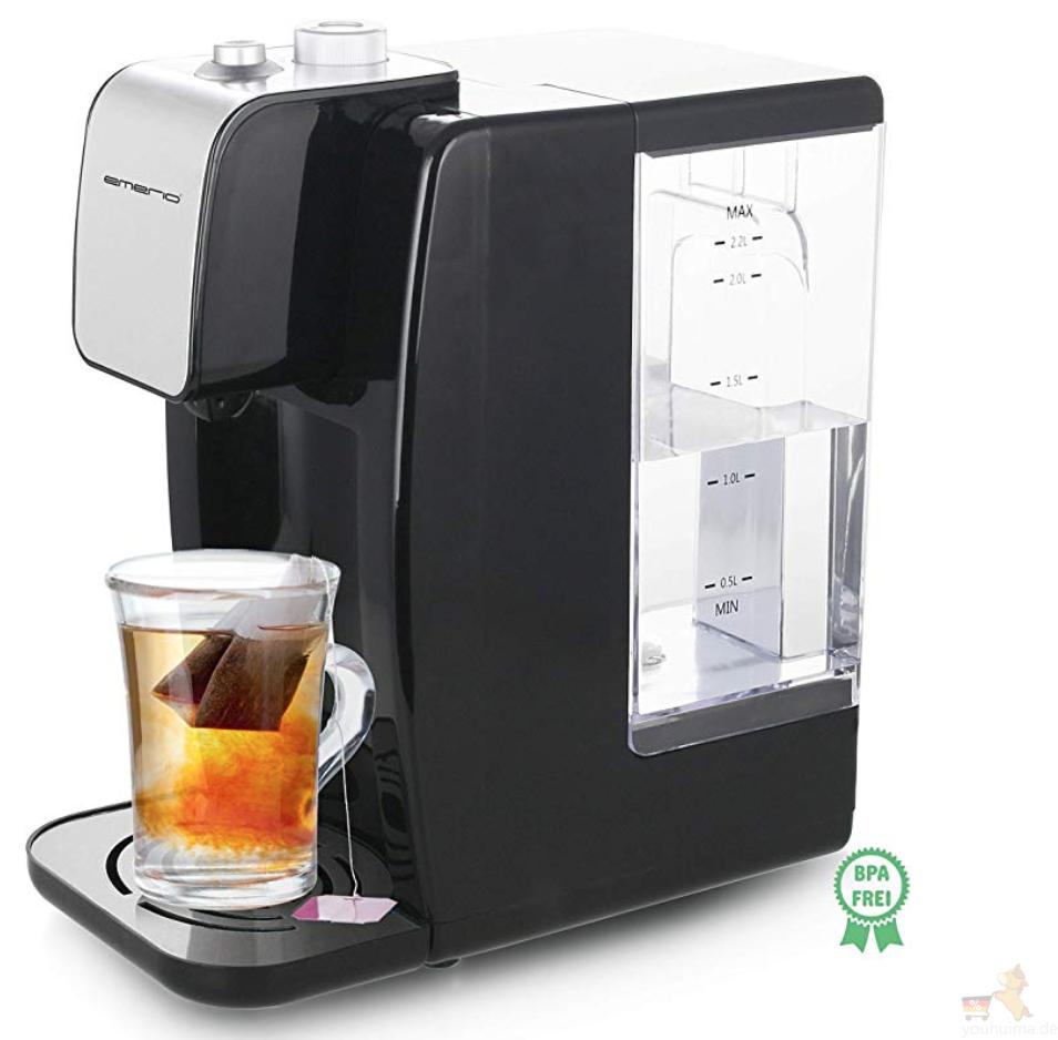 可净水的Emerio WD-118981电热饮水机低至57欧