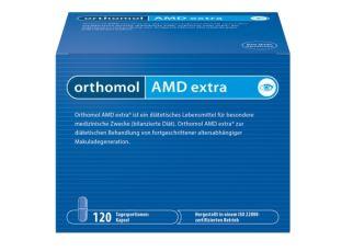 orthmol AMD extra预防老年黄斑变性眼保健营养素仅需38.88欧
