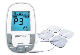 现代上班族必备——肌肉治疗仪Prorelax Super DUO六五折特惠