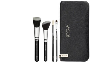 德国经典化妆刷Zoeva基础套装bon voyage set仅需39.95欧