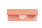 Zoeva玫瑰金高光腮红修容三色盘低至14.95欧