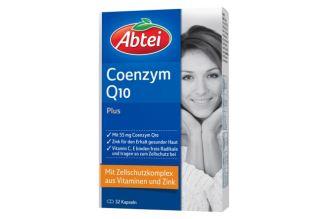 德国原装Abtei辅酶Q10抗氧化抗衰老软胶囊仅需6.93欧