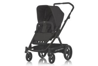 britax顶级配置四轮双向避震婴幼儿手推车直降186.01欧