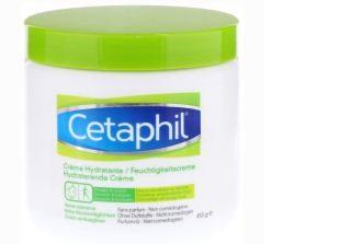 德国畅销cetaphil丝塔芙保湿滋润护理霜456ml低至18.99欧