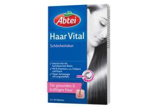 德国Abtei强固发质营养素Haar Vital30片仅需3.97欧