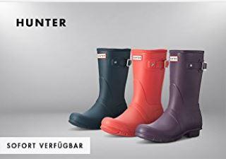 英国原装Hunter粉色高筒雨靴特惠,满足所有的少女心