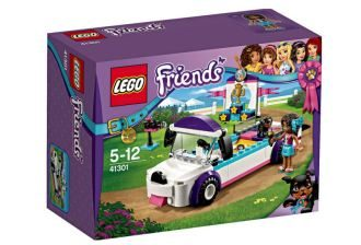 LEGO乐高friends女孩系列全新套装低至9.99欧