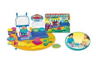 德国原产Hasbro培乐多Play-Doh DIY橡皮泥甜点工具套装仅售21.69欧