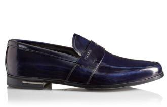 prada普拉达正品男士皮鞋六五折,低至329欧