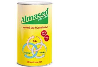 减肥代餐蛋白粉almased限时特惠500g低至14.99欧