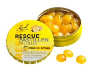英国巴哈Bach减压镇定焦虑的柠檬口味软糖低至4.98欧