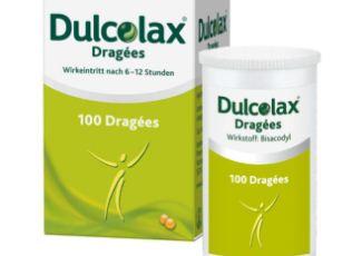 优惠码Dulcolax乐可舒100粒装直降5.99欧