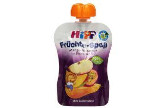 喜宝hipp婴幼儿维C果汁六支装七折限时特惠,仅需4.2欧