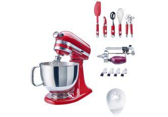 复活节限惠:kitchenaid厨房一体机搅拌器顶级系列Artisan-Set直降188欧