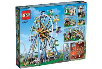 Lego乐高Creator经典摩天轮系列直降25欧
