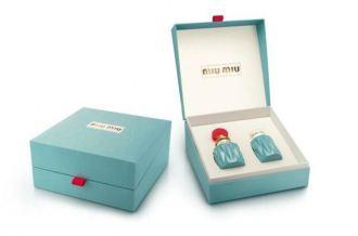 原价82欧的miu miu女士香氛及身体乳套盒降至65.49欧