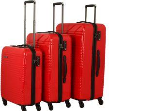 原价324.85欧的德国travelite超值万向轮行李箱三件套低至199.9欧
