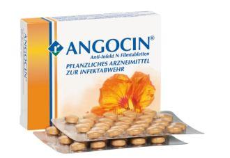 德国Angocin金莲花/辣根纯植物抗感染药提取低至7.08欧