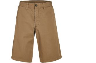 原价220欧的阿玛尼armani的男士纯棉卡其色休闲短裤降至69欧