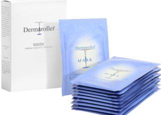 德国原产dermaroller顶级玻尿酸保湿面膜低至80欧