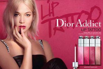 dior最新款Addict Lip Tattoo 10小时不脱色唇釉